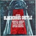 ケルテスのバルトーク/「青ひげ公の城」   英DECCA 3007 LP レコード