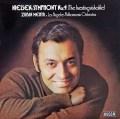 【オリジナル盤】メータのニールセン/交響曲第4番「不滅」   英DECCA 3007 LP レコード