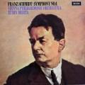 【オリジナル盤】メータのF.シュミット/交響曲第4番   英DECCA 3007 LP レコード