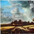 【オリジナル盤】ブライマーのハイドン/7つのディヴェルティメント集   英DECCA 3007 LP レコード