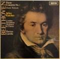 【オリジナル盤】カッチェン&ガンバのベートーヴェン/ピアノ協奏曲第1番ほか   英DECCA 3007 LP レコード