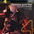 パコ・ペーニャとその仲間たちのフラメンコ・ライヴ   英DECCA 3007 LP レコード