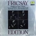 【フリッチャイ・エディション】フリッチャイのモーツァルト/交響曲第29番&ピアノ協奏曲第20番  独DGG 3008 LP レコード