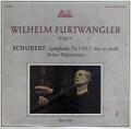 フルトヴェングラーのシューベルト/交響曲第9番「グレート」  独HELIODOR 3008 LP レコード