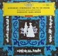 【赤ステレオ】ベームのシューベルト/交響曲第9番「グレイト」  独DGG 3008 LP レコード