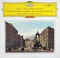 【赤ステレオ】フリッチャイのモーツァルト/交響曲第29&41番「ジュピター」  独DGG 3008 LP レコード