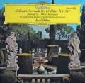 ベームのモーツァルト/セレナーデ第10番「グランパルティータ」  独DGG 3008 LP レコード