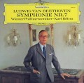 ベームのベートーヴェン/交響曲第7番  独DGG 3008 LP レコード