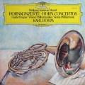 【内袋未開封】ヘーグナー&ベームのモーツァルト/ホルン協奏曲全曲  独DGG 3008 LP レコード
