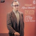 ブレンデル&マリナーのモーツァルト/ピアノ協奏曲第15&21番  蘭PHILIPS 3008 LP レコード