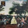 ボスコフスキーのモーツァルト/バレエ音楽「イドメネオ」ほか  独DECCA 3008 LP レコード