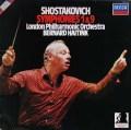ハイティンクのショスタコーヴィチ/交響曲第1&9番  蘭DECCA 3008 LP レコード
