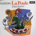 【オリジナル盤】アンセルメのハイドン/交響曲第83番「めんどり」&87番  英DECCA 3008 LP レコード