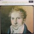 【オリジナル盤】ウィーン・オクテットのシュポーア/九重奏曲ほか  英DECCA 3008 LP レコード