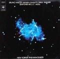 ワルターのマーラー/交響曲第2番「復活」  独CBS 3008 LP レコード