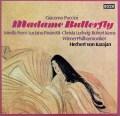 カラヤンのプッチーニ/「蝶々夫人」全曲  独DECCA 3008 LP レコード