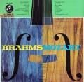 ゴイザー、ニコレ&ドロルツ四重奏団のブラームス&モーツァルト/室内楽曲集  独Columbia 3009 LP レコード