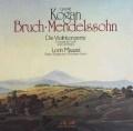 コーガン&マゼールのブルッフ&メンデルスゾーン/ヴァイオリン協奏曲集   独eurodisc 3009 LP レコード