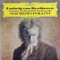ポリーニのベートーヴェン/ピアノソナタ第30&31番   独DGG 3009 LP レコード