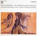 バーンスタインのベルリオーズ/幻想交響曲   独CBS 3009 LP レコード