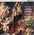 【オリジナル盤】クレンペラーのR.シュトラウス/「死と変容」&「メタモルフォーゼン」   英Columbia 3009 LP レコード