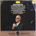 【未開封】ベームのベートーヴェン/交響曲第9番「合唱付き」   独DGG 3009 LP レコード