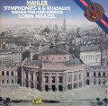 【未開封】マゼールのマーラー/交響曲第9&10番  蘭CBS 3009 LP レコード