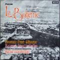 【オリジナル盤】カラヤンのプッチーニ/「ラ・ボエーム」全曲   英DECCA 3009 LP レコード