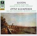 クレンペラーのハイドン/交響曲第88&104番「ロンドン」  独Columbia 3011 LP レコード
