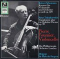 フルニエ&サージェントのシューマン/チェロ協奏曲ほか  独Columbia 3011 LP レコード