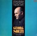 ショルティのストラヴィンスキー/「春の祭典」   独DECCA 3011 LP レコード