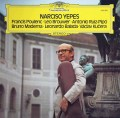 イエペスの「20世紀のギター音楽」  独DGG 3011 LP レコード