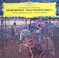 アバドのチャイコフスキー/交響曲第6番「悲愴」  独DGG 3011 LP レコード