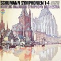 クーベリックのシューマン/交響曲全集  独CBS 3011 LP レコード