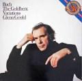 グールドのバッハ/ゴルトベルク変奏曲  蘭CBS 3011 LP レコード