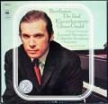 グールド&バーンスタインほかのベートーヴェン/ピアノ協奏曲集  独CBS 3011 LP レコード