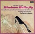 カラヤンのプッチーニ/「蝶々夫人」全曲  独DECCA 3011 LP レコード