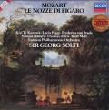 ショルティのモーツァルト/「フィガロの結婚」全曲 独DECCA 3011 LP レコード