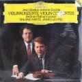 【未開封】ミンツ&レヴァインのシベリウス&ドヴォルザーク/ヴァイオリン協奏曲 独DGG 3012 LP レコード