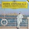 バーンスタインのドヴォルザーク/交響曲第9番「新世界より」ほか 独DGG 3012 LP レコード