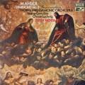 【オリジナル盤】メータのマーラー/交響曲第2番「復活」 英DECCA 3012 LP レコード