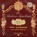 【オリジナル盤】クレンペラーのベートーヴェン/交響曲第6番「田園」 英Columbia 3012 LP レコード