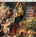クレンペラーのR.シュトラウス/「死と変容」&「メタモルフォーゼン」 英Columbia 3012 LP レコード