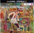 モントゥーのストラヴィンスキー/「ペトルーシュカ」 独RCA 3012 LP レコード