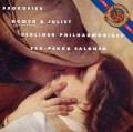 サロネンのプロコフィエフ/「ロミオとジュリエット」抜粋 蘭CBS 3012 LP レコード