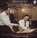 グリュミオー&デイヴィスのベートーヴェン/ヴァイオリン協奏曲 蘭PHILIPS 3012 LP レコード