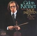 【テストプレス】クレーメルのバッハ/無伴奏ヴァイオリンのためのパルティータ 独eurodisc 3012 LP レコード