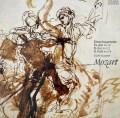 ズスケ四重奏団のモーツァルト/弦楽四重奏曲第11〜13番 独ETERNA 3012 LP レコード