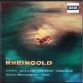 ショルティのワーグナー/「ラインの黄金」全曲 英DECCA 3012 LP レコード