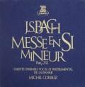 コルボのバッハ/ミサ曲ロ短調 仏ERATO 3012 LP レコード